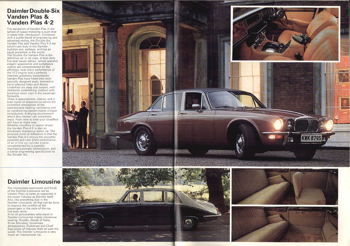 Leyland Cars (Daimler